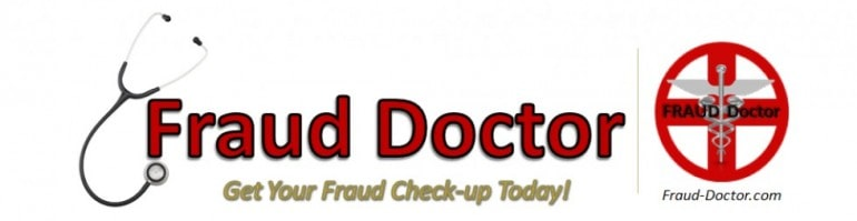Fraud Doctor Banner