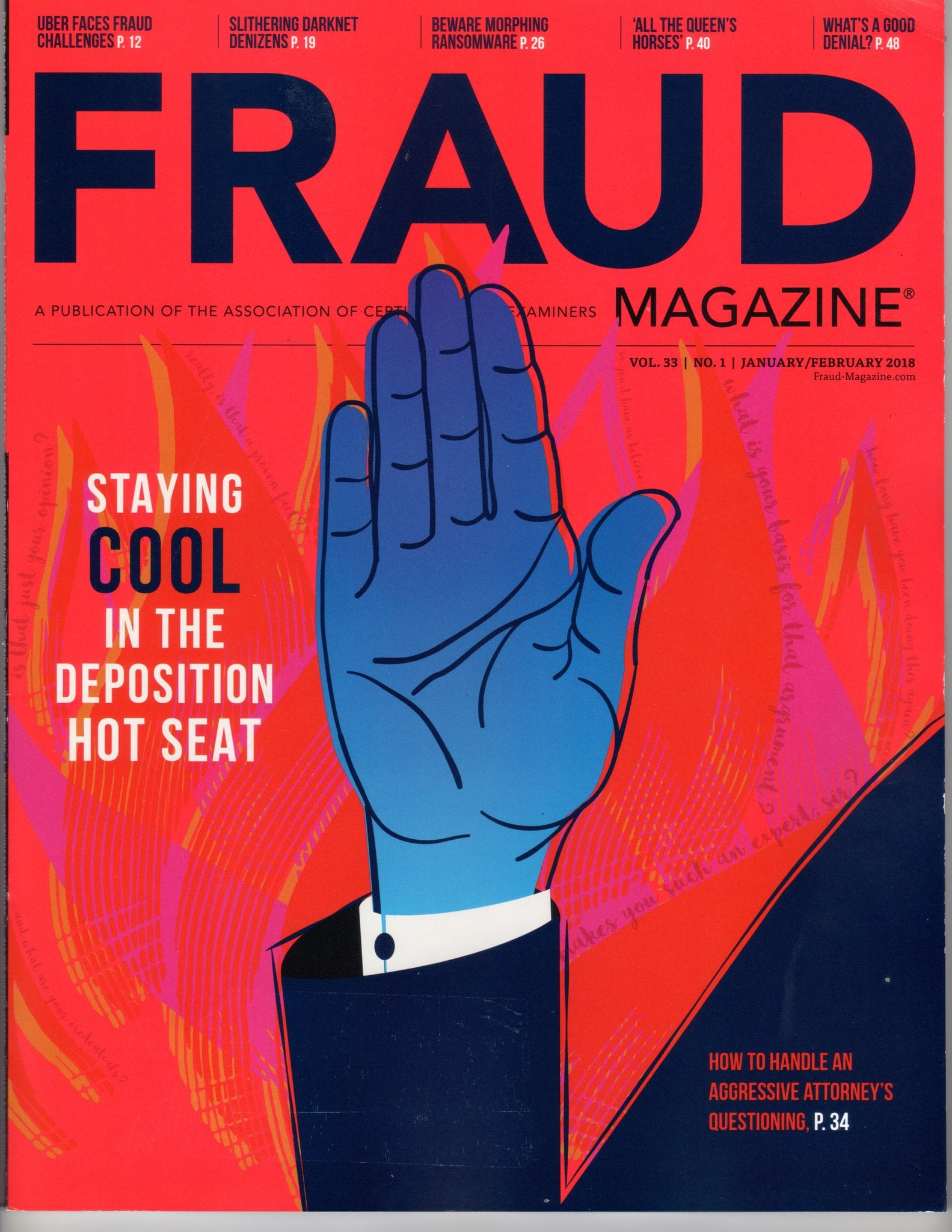 Fraud Magazine (2018 Jan-Feb)